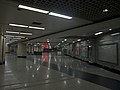 Dongzhimen Concourse for Line 13 in Beijing Subway 2.jpg