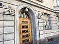 Door with lions (27286947637).jpg