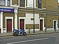 Doors in Harmood Street, London NW1 - geograph.org.uk - 969507.jpg