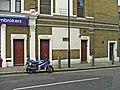 Doors in Harmood Street, London NW1 - geograph.org.uk - 969507.jpg