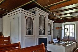 Dornstadt Scharenstetten Laurentiuskirche Orgel 2020 05 16.jpg