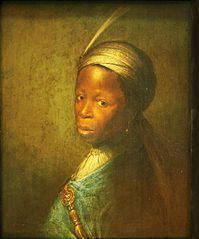 A Moor in a Turban