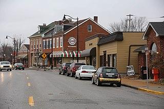 Columbia, Illinois City in Illinois, United States