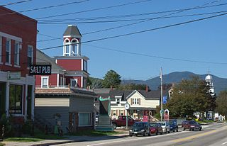 Gorham, New Hampshire Town in New Hampshire, United States