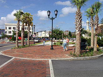 Orangeburg, South Carolina - Downtown Loop
