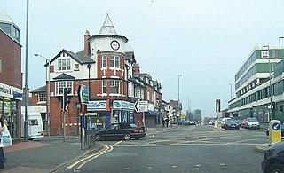 Northfield, Birmingham residential area on the southern outskirts of metropolitan Birmingham, England