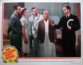 <i>Dr. Kildare Goes Home</i> 1940 American film