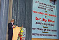 Dr C Raja Mohan delivering the lecture on 25th Admiral RD Katari Memorial Lecture at Dr DS Kothari Auditorium, DRDO Bhawan, New Delhi.jpg