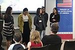 Dr Dava Newman, NASA Deputy Administrator visit to New Zealand, July 11-18, 2016 (27619452124).jpg