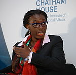 Dr Vera Songwe, Country Director for Senegal, Cape Verde, The Gambia, Guinea Bissau and Mauritania, The World Bank (18378757655).jpg