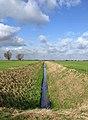 Drain near Ellerker Sands Farm - geograph.org.uk - 721687.jpg
