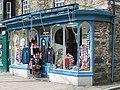 Draper's shop, High Street, Bala - geograph.org.uk - 1772896.jpg