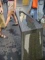 Drinking fountain near Yonge-Dundas Square in Toronto.jpg