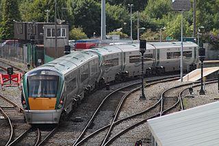 Rail transport in Ireland Transport Infrastructure