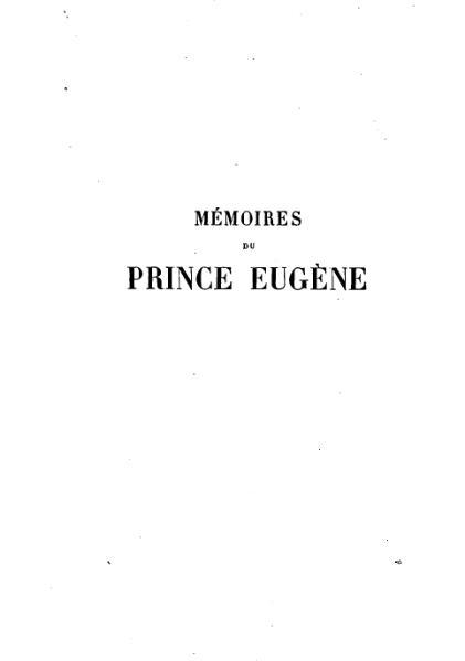 File:Du Casse - Mémoires et correspondance politique et militaire du prince Eugène, tome 6.djvu