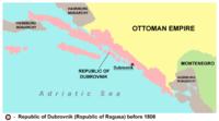 Republic of Ragusa (Dubrovnik) before 1808