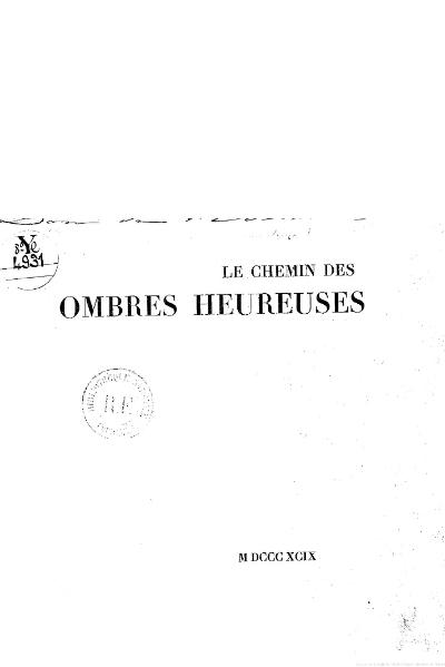 File:Ducoté - Le Chemin des ombres heureuses, 1899.djvu