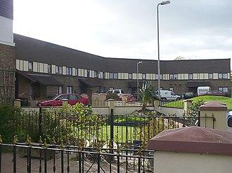 Duffryn - Partridge Way on the Duffryn Estate