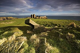Image illustrative de l'article Château de Dunnottar