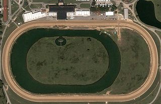 DuQuoin State Fairgrounds Racetrack Racetrack in southern Illinois, United States