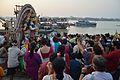 Durga Idol Immersion - Baja Kadamtala Ghat - Kolkata 2012-10-24 1809.JPG