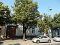 Dwelling building. Monument ID -1770. - 28., Kossuth St., Gyöngyös, Hungary.JPG
