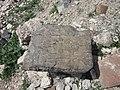 Dzagavank (cross in wall) (102).jpg