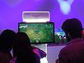 E3 Expo 2012 - Nintendo booth ZombiU (7641058882).jpg