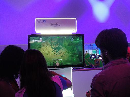 E3 Expo 2012 - Nintendo booth ZombiU (7641058882)