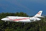 EC-LGV Dassault Falcon 2000LX F2TH MND (14963791934).jpg