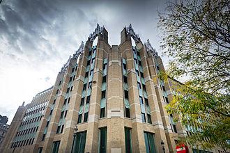 EDF Luminus - EDF Luminus main office in Brussels