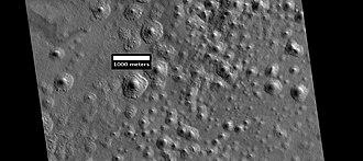 Arcadia Planitia - Image: ESP 028411 2330expandedcraters