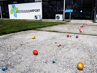 Easter Bunny stops by Christmas Island Airport.jpg