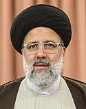 Valittu Iranin presidentti Ebrahim Raisi vuonna 2019