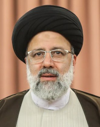 Ebrahim Raisi - Raisi in 2019