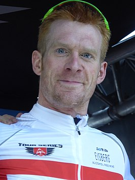 Ed Clancy in 2017.