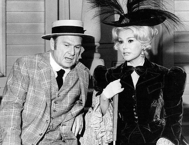 Eddie Albert Eva Gabor Green Acres 1969.JPG