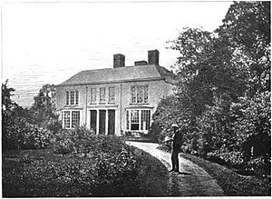 Richard Lovell Edgeworth - Edgeworthstown House, Ireland