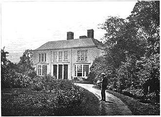 Richard Lovell Edgeworth - Edgeworthstown House, Ireland