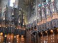 Edinburgh - Thistle Chapel in St Giles' Chapel 08.JPG