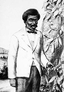 Edmond Albius important figure in the cultivation of vanilla