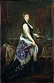 Edouard-Théophile Blanchard, Portrait de la duchesse Castiglione, 1877, Musée d'art et d'histoire Fribourg.jpg