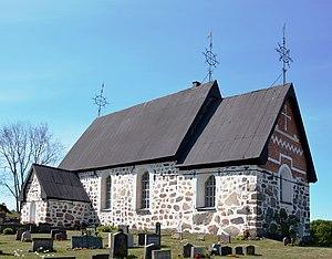 Edsbro Church - Edsbro Church