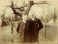 Edwardian man and boy, probably father and son (6613980221).jpg