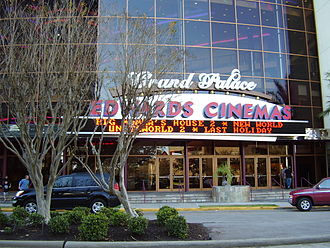 Regal Cinemas - The Edwards Theatres Grand Palace 24 in Houston