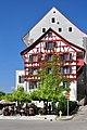 Eglisau - Gasthof zum Hirschen, Untergass 28 2011-09-21 12-31-06 ShiftN.jpg