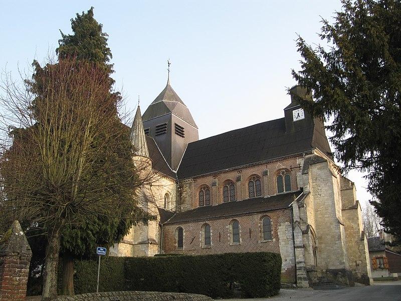Eglise Rozoy-sur-Serre