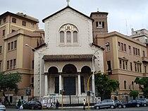 Eglise Santa Maria Immacolata e San Giuseppe Benedetto Labre.JPG