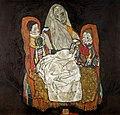 Egon Schiele - Mutter mit zwei Kindern III - 4473 - Österreichische Galerie Belvedere.jpg