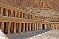 Egypt, Luxor, Djeser-Djeseru, Hatshepsut's Temple at Deir el-Bahri - panoramio - Alx R.jpg